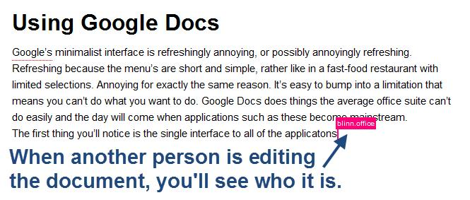 Migrating to Google Docs or Zoho Docs