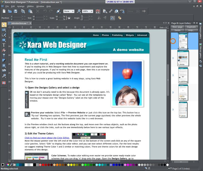 Xara Fast Easy Web Design Is Now Faster Easier Bokeh The Easy Way Ipad Or Netbook It Depends Bokeh The Easy Way Speaking Of Adobe And Short Circuits