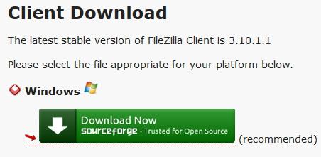 TechByter Worldwide   FileZilla Is The Best FTP Client if
